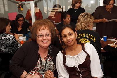 Halloween 2009 office
