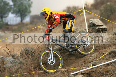 11 Feb 2007, Southridge Winter Series DH, Fontana CA