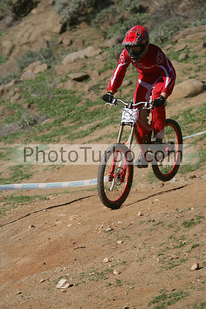 13 Jan 2008, Southridge Winter Series DH, Fontana, CA