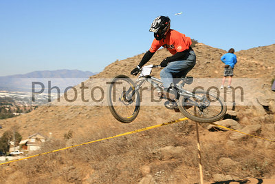14 Jan 2007, Southridge DH Race, Fontana CA