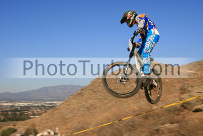 14 Jan 2007, Southridge DH Practice, Fontana CA