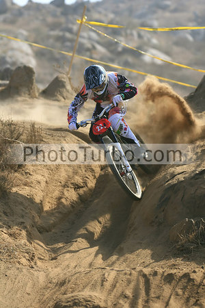 28 Jan 2007, Southridge DH Race, Fontana CA