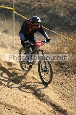 28 Jan 2007, Southridge DH Practice, Fontana CA
