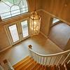 Foyer from upstairs loft