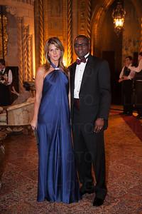 Maria & Dr. Amos Dare