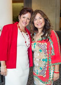 Mary Castronuovo, Karen Gonzalez