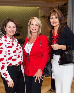 Leslie King, Denise Kline, Angie Salmon