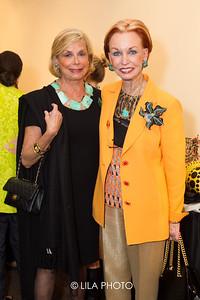 Carole Ruhlman, Linda Rossbach