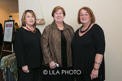 Joanne Wilson, Peggy Miller, Karen Davis