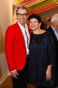 Rick Kantor, Barbara Kaplan  © LILA PHOTO