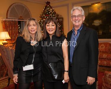 Suzi K. Edwards, Vivian Wang, Dan Droney