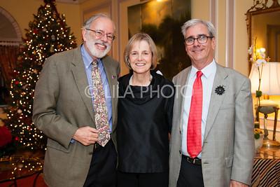 Richard & Peggy Greenfield, James Swope