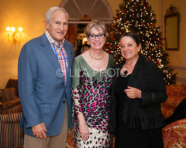 Donald Silpe, Sandra Coombs, Linda Silpe