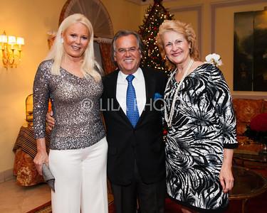 Renee & Carlos Morrison, Pamela Stark Thomas