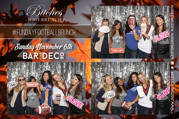 BITCHES WHO BRUNCH 2016 FUNDAY FALL BRUNCH