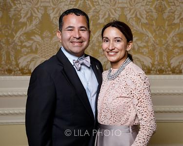 Angel Arroyo, Irma Morales, DVM