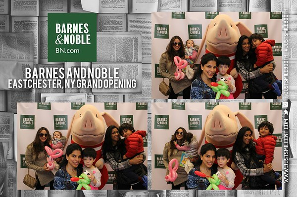 Barnes & Noble Grand Opening