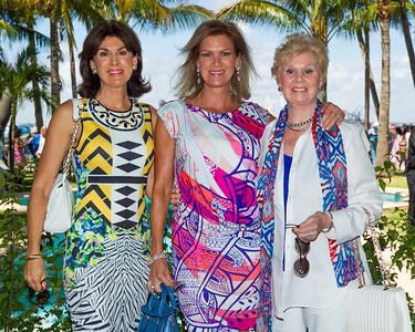 Laura Finn, Gail McMillan, Dorothy Sylvester