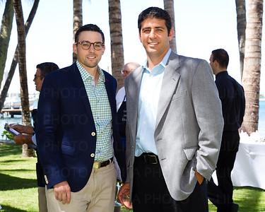 Daniel Kahan, Peter Papadopoulos