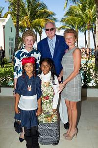 Sallie & Berton Korman, Carolyn Jacobs