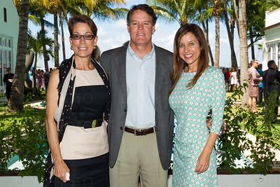 Maria Marino, Jon Moore, Michelle Noga