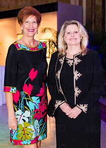 Lisa Peterfreund, Peggy Calhoun