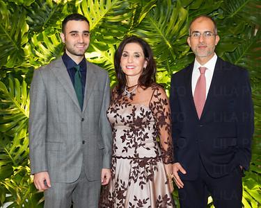 Andrew Yes, Lorraine Mari, Eduardo Garza