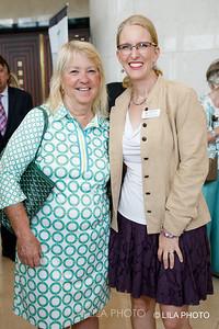 Joanie Connors, Catherine Blomeke