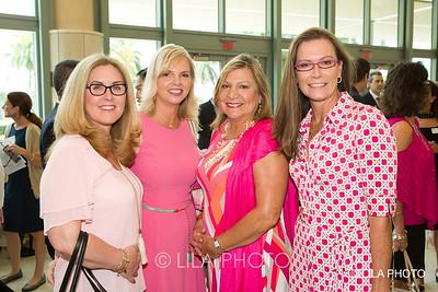 Lisa McDermott, Christine DelVecchio, Lisa Russo, Melinda Barham