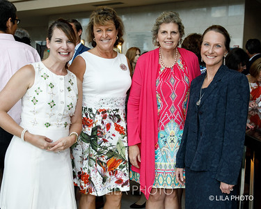 Sheila Kinman, Renee Constantino, Trudy Crowetz, Christine Koehn