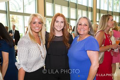 Sarah Amann, Rebecca Carroll, Karen Rogers