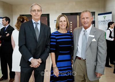 John Pew, Stephanie Pew, Michael Corbit