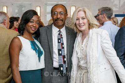 Gerecia Edmond, Arthur Brown, Colleen Lockwood