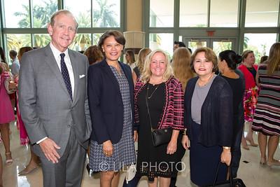 Will Matthews, LaRita Gordon, Linda Shaifer, Elida Barrios
