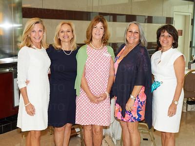 Karen Sweetapple, Susan Brockway, Deborah Dowd, Karen Rogers, Helen Ballerano
