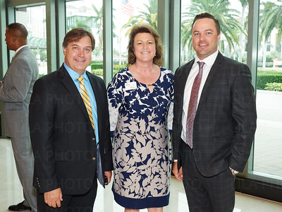 Fred Barch, Renee Constantino, Chad Parker