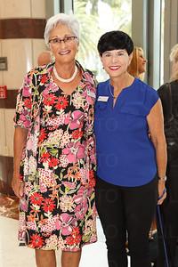 Sande Constantine, Linda Stoch