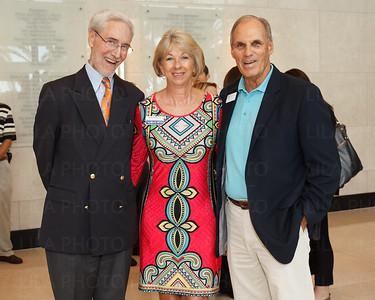 Dennis Fruitt, Nancy & Mark Perry