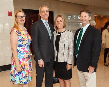 Ellin Miller, John & Stephanie Pew, Bruce Miller