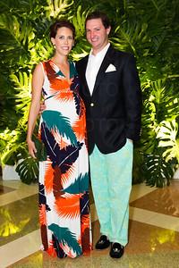 Christina & Benjamin S. Macfarland III