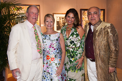 Debra & Anson Beard, Jr. , Nadine Allen, Sanjiv Sharma