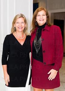 Laurie George, Karen Krumholtz