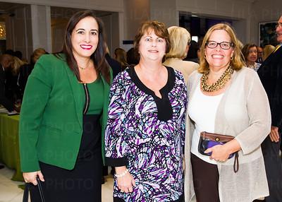 Natalie Alvarez, Michele Gurto, Rochelle Nolan