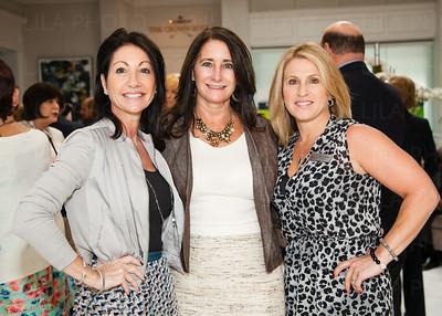Kathy Feinerman, Cheryl Cherney, Donna Biase
