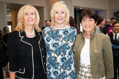 Lisa Morgan, Carol Gunnell, Deanna Rosemurgy