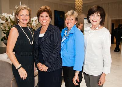 Cindy Krebsbach, Susan Duane, Lisa Mulhall, Carole Putnam
