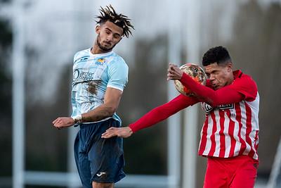 19th Dec 2020, Coventry Sphinx vs Anstey Nomads, FA Vase
