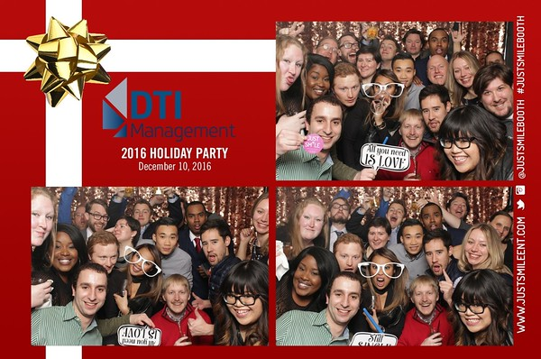 DTI Management 2016 Holiday Party