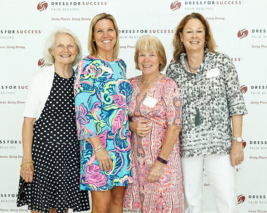 Sharon Kirkland, Paget Kirkland, Nance Kirkland Murray, Kathy Herrero