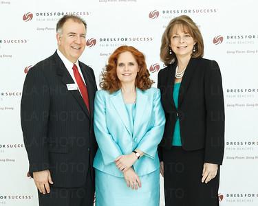 Dave Baker, Lucy Carr, Aileen Pruitt